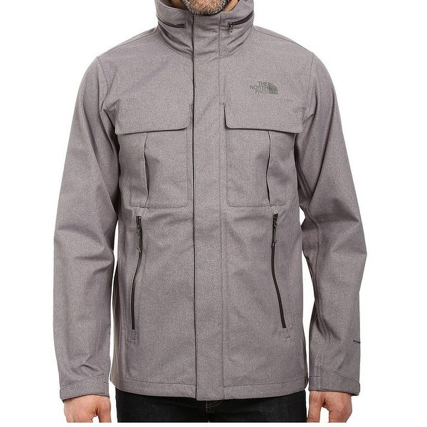 cea6ad276 Shop The North Face NEW Gray Mens Size Small S Kassler Field Jacket ...
