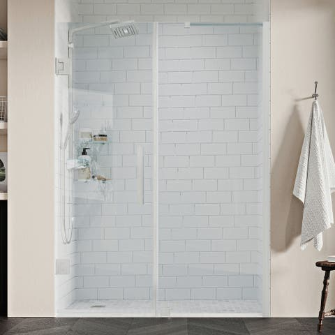 """Endless TP0270201 Tampa-Pro Alcove 61 1/4 to 62 3/8"""" W x 72"""" H SN"""