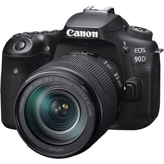 Link to Canon EOS 90D DSLR Camera with 18-135mm Lens Similar Items in Digital Cameras