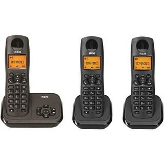 RCA 2162-3BKGA DECT 6.0 Cordless Phone