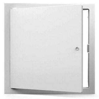 "Acudor Z91212SCWH Flush Access Door, Steel, White, 12"" X 12"""