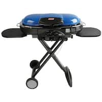 """Coleman LXE PPN Roadtrip Grill - Blue  Grill Roadtrip Accessories"""