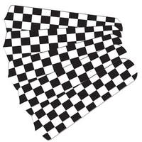 Checkered Flag Custom Designer 52in Ceiling Fan Blades Set - Multi