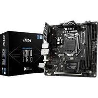 MSI H310IPRO 32 GB DDR4 SDRAM PRO Desktop Motherboard