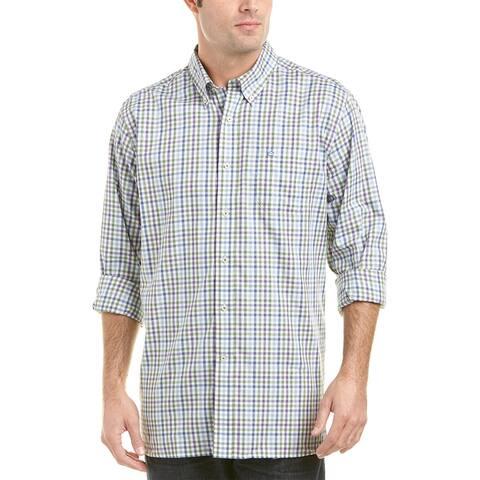 Southern Tide Paris Mountain Classic Fit Woven Shirt