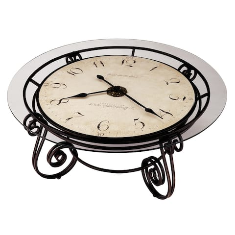 Howard Miller Ravenna Clock Table