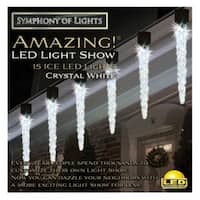 Brite Star 39-467-23 Symphony Of Lights Amazing Mini Icicle Light Show
