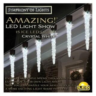 Brite Star 39-467-23 Symphony Of Lights Amazing Mini Icicle Light Show