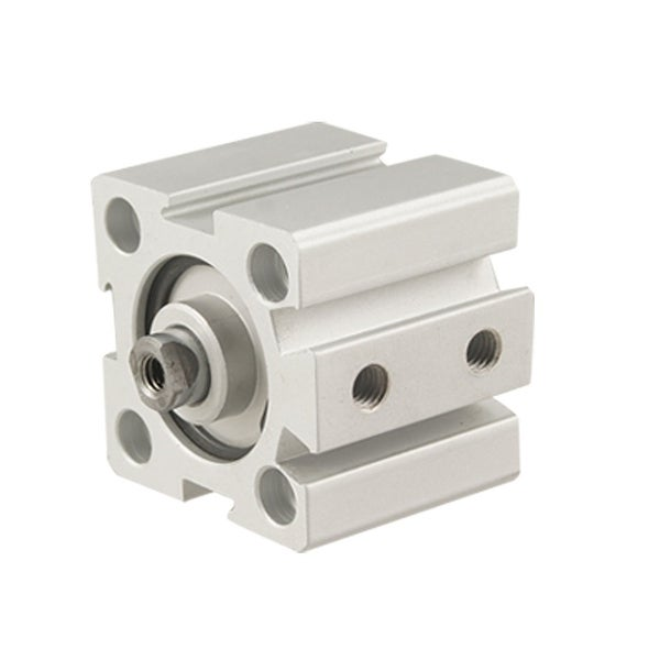 Unique Bargains SDA 20mm Bore 10mm Stroke Single Rod Pneumatic Cylinder