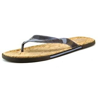 Ugg Australia Bennison Open Toe Leather Flip Flop Sandal