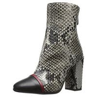 Just Cavalli Womens Booties Cap Toe