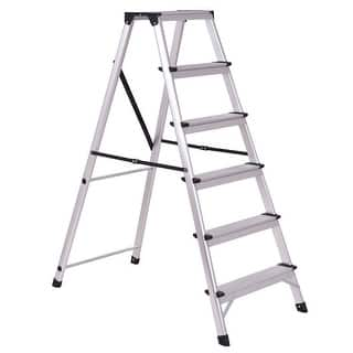 Shop Cosco Signature Series 6 Foot Premium Aluminum Step