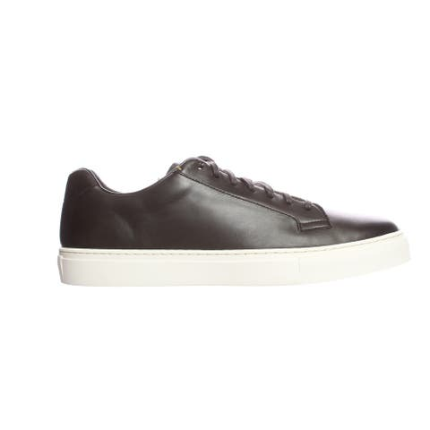 Cole Haan Mens Grand Series Dark Brown Fashion Sneaker Size 10
