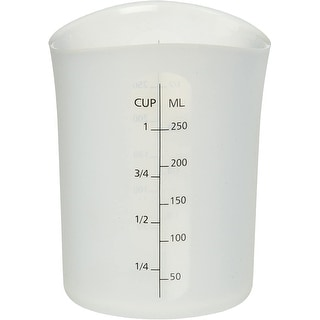 Link to Norpro Flexible Silicone Measuring Cup - Measure Stir and Pour with Ease Similar Items in Cooking Essentials