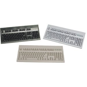 """Keytronic E03601P1 Keytronic E03601P1 Keyboard - PS/2 - 104 Keys"""