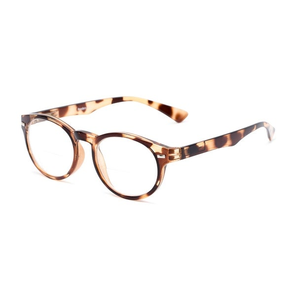Readers.com The Ivy League Bifocal Round Reading Glasses. Opens flyout.