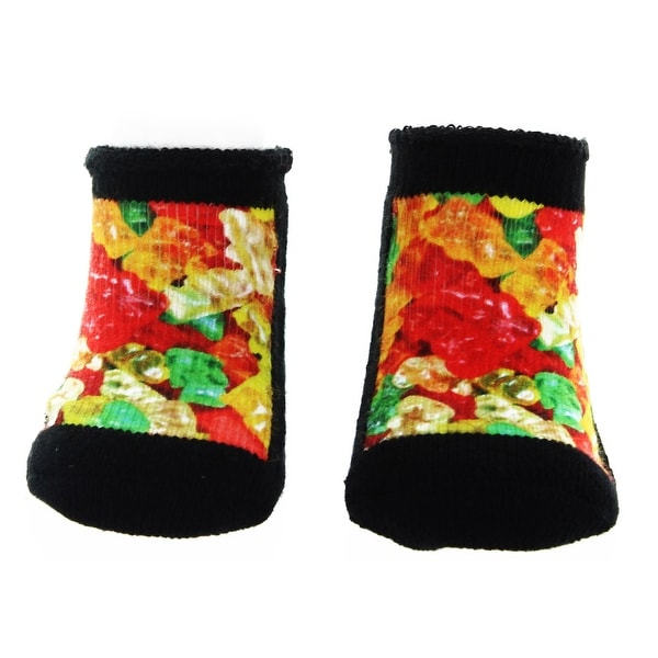 Gummy Bears Baby Socks 0-6 Month - Multi