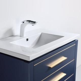 """Link to Ayer 30"""" Single Bathroom Vanity Set Similar Items in Bathroom Vanities"""