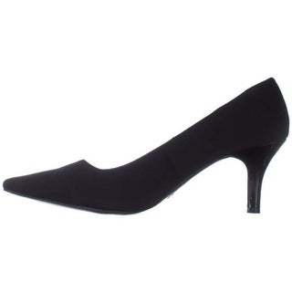 Karen Scott Womens CLANCY Pointed Toe Classic Pumps