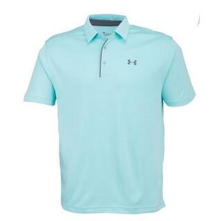 Under Armour UA Men's Tech Ribbed Golf Polo Shirt 1290140|https://ak1.ostkcdn.com/images/products/is/images/direct/61610c61aeef335b3230051a09c56a49c738b73b/Under-Armour-UA-Men%27s-Tech-Ribbed-Golf-Polo-Shirt-1290140.jpg?impolicy=medium