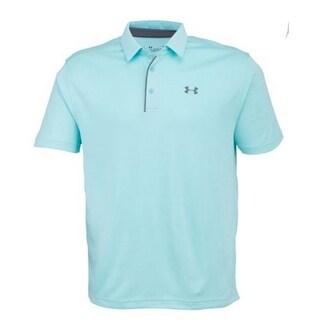 Under Armour UA Men's Tech Ribbed Golf Polo Shirt 1290140