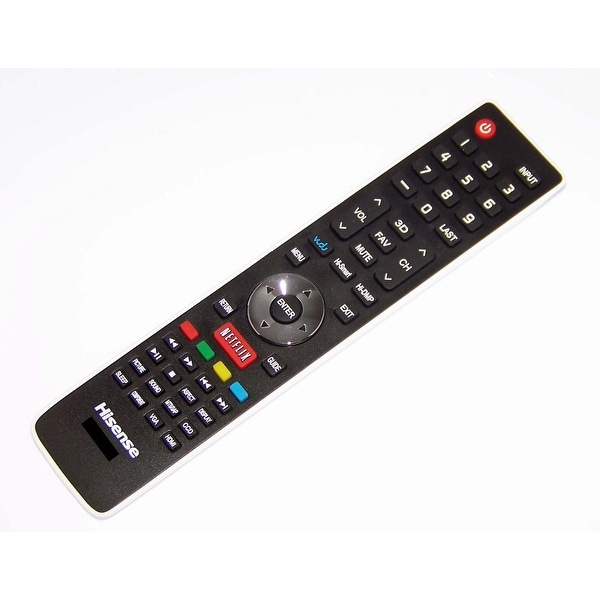 NEW OEM Hisense Remote Control Originally Shipped With 46K316DW, 42T710DW