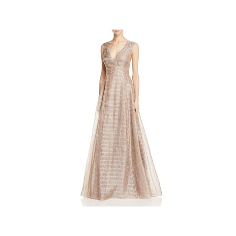 69ab6d55407fc Buy Tan Evening & Formal Dresses Online at Overstock | Our Best ...