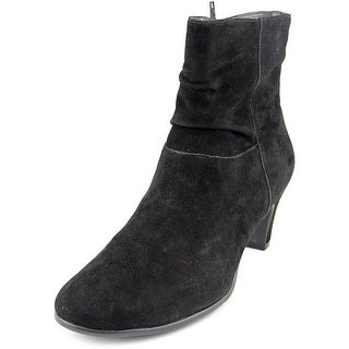 Aerosoles Red Light   Round Toe Synthetic  Ankle Boot