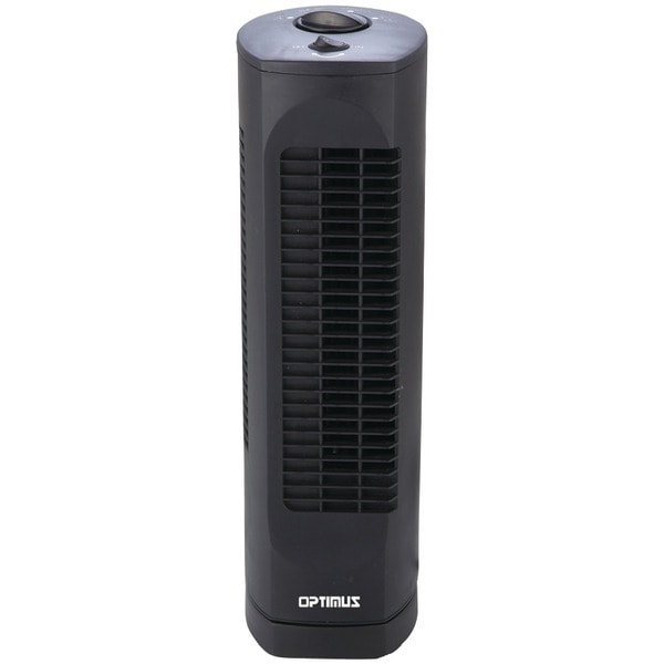 "OPTIMUS F-7300 17"" Desktop Ultraslim Oscillating Tower Fan"