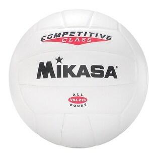 Mikasa VSL215 Volleyball, White
