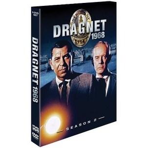 Dragnet: Season 2 (1968) [DVD]