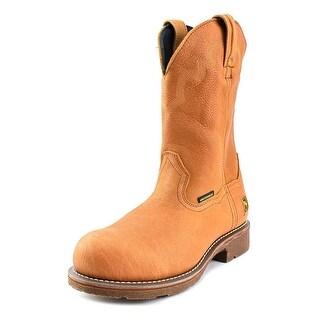 Dan Post Lawton  W Round Toe Leather  Work Boot