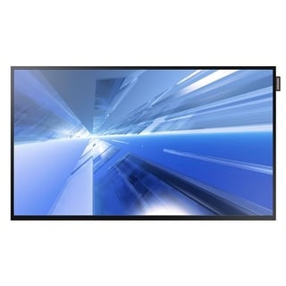 Refurbished Samsung B2B 48 Inch LED Display DM48E-R Bundle DM48E Digital Signage Display