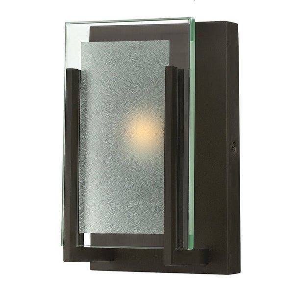 Hinkley Lighting 5650 1-Light ADA Compliant Bathroom Sconce from the Latitude Collection