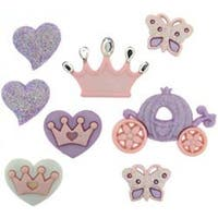 Our Princess - Dress It Up Embellishments