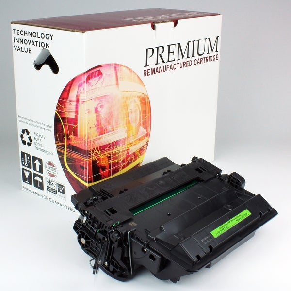 Re Premium Brand replacement for HP 55X CE255X Toner