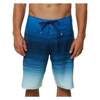 O'Neill Mens Superfreak Board Shorts Quick Dry Flat Front - 40