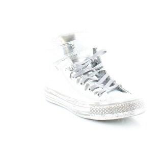 Converse 550912C Women's Fashion Sneakers Silver