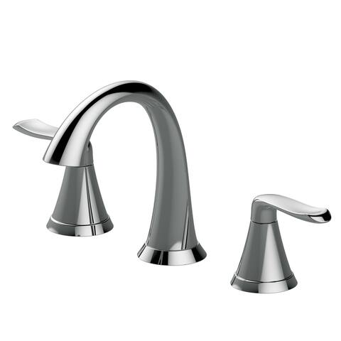 Jacuzzi PV41 Piccolo 1.2 GPM Widespread Bathroom Faucet with Pop-Up