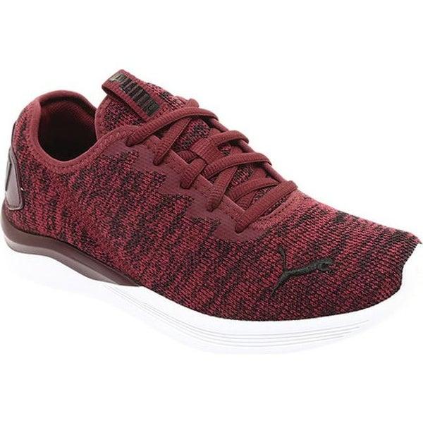 Shop PUMA Women s Ballast Sneaker Fig Puma Black - Free Shipping ... cdf9ac034754