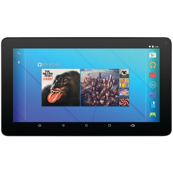 "Ematic Egq223Bl 10"" 16Gb Quad-Core Android(Tm) 5.1 Bluetooth(R) Tablet"