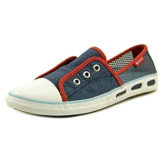 Columbia Vulc N Vent Bombie Round Toe Synthetic Loafer (Option: Dance)