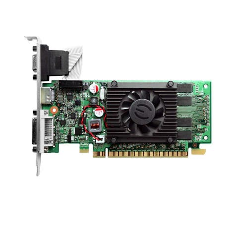 EVGA Corporation 01G-P3-1302-LR EVGA 01G-P3-1302-LR GeForce 8400 GS Graphic Card - 520 MHz Core - 1 GB DDR3 SDRAM - PCI Express