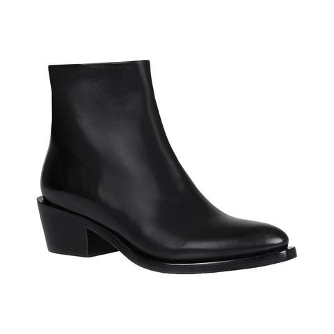 La Canadienne Birdy Waterproof Leather Ankle Bootie