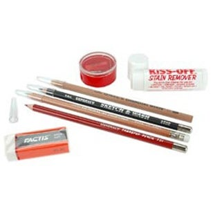 Fabric Pencil Survival Kit-