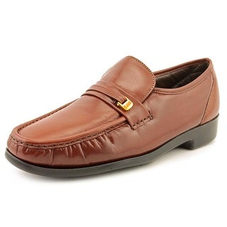 Florsheim Riva 3E Moc Toe Leather Loafer