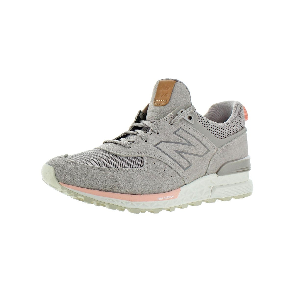 New Balance Womens 574 Sport Athletic Shoes Fresh Foam Lifestyle