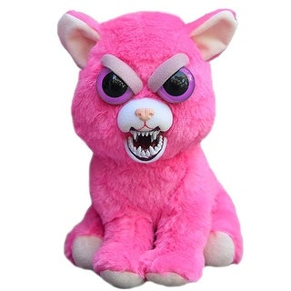 "Feisty Pets Lady Monstertruck 8.5"" Cat - multi"