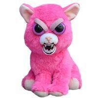 """Feisty Pets Lady Monstertruck 8.5"""" Cat - multi"""