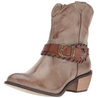 Roper Womens mae Closed Toe Mid-Calf Fashion Boots - 6.5